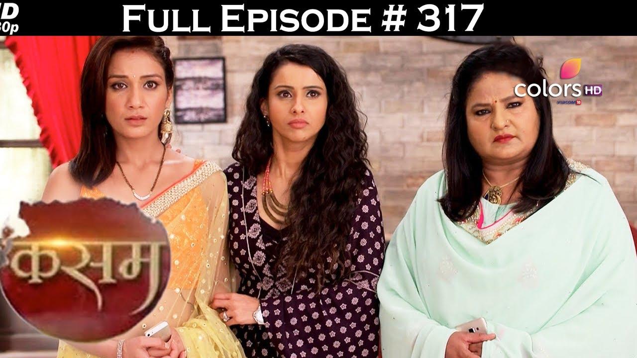 Kasam - 1st June 2017 - कसम - Full Episode (HD)