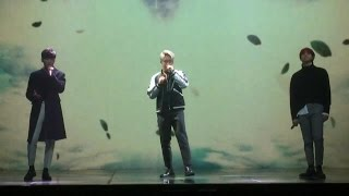 B1A4 'In a Dream'(꿈에) Stage Showcase (비원에이포, 진영, 신우,…