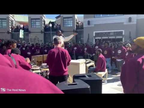 Free Kanye West concert in Salt Lake City Utah