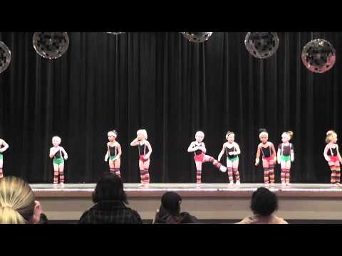 Aubree's Dance recital 2011