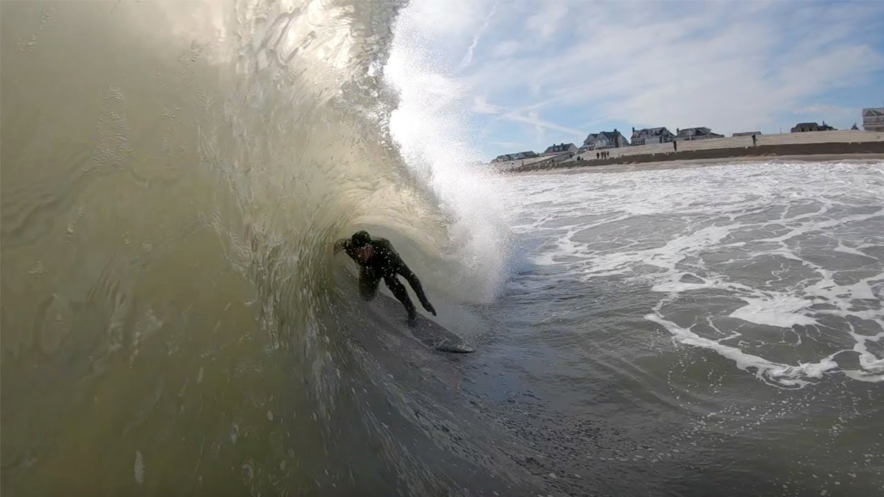 New Jersey Surf Goes Ballistic!