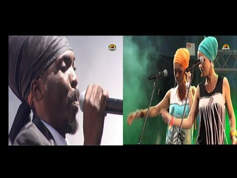 "ANTHONY B. & HOUSE OF RIDDIM ""My Yes And My No"" - Live @ OSTRÓDA REGGAE FESTIVAL 2012 cz 2"