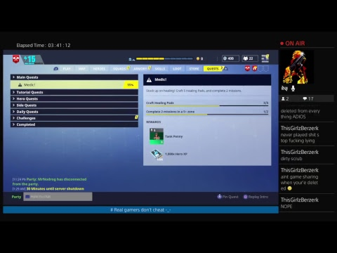 how to add friends ps4 fortnite