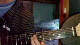 deep purple smoke on the water! 10простых песен на гитаре