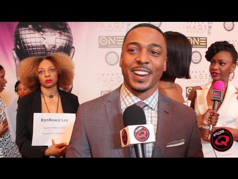 RonReaco Lee at the 47th Annual NAACP  Awards Luncheon