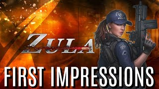 ZULA First Impressions: Fast Paced FPS | Worth A Look?