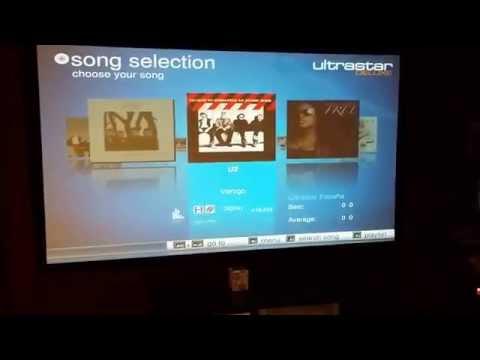 Video karaoke & duel large screens