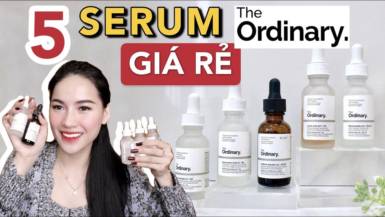 Download REVIEW 5 Serum giá rẻ bán chạy nhất THE ORDINARY   NGON- BỔ-RẺ HAY NÊN VỨT VÀO SỌT RÁC?!?