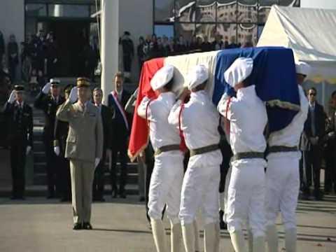 Armée de Terre : honneurs militaires au caporal-chef Belda