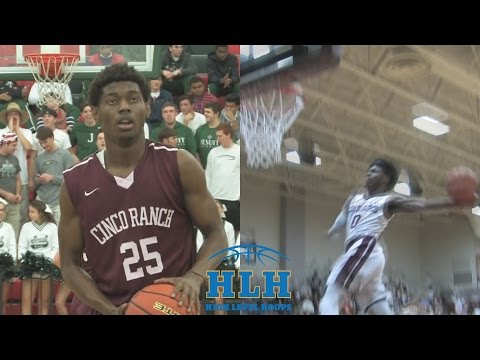 Texas A&M Commit JJ Chandler OFFICIAL HighLevelHoops Mixtape