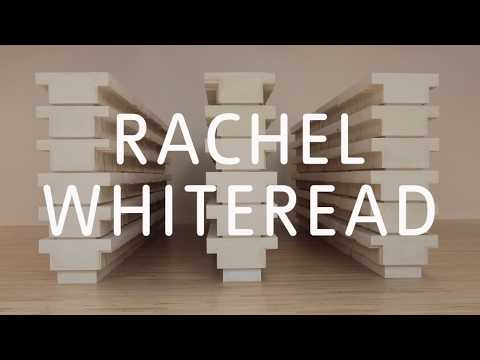 Who is Rachel Whiteread?