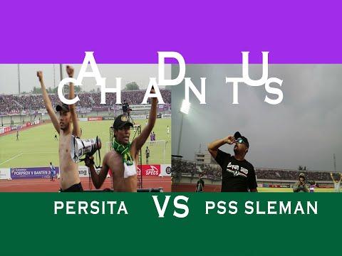 VLOG #18 PERSITA V PSS SLEMAN | @STADION BENTENG TARUNA