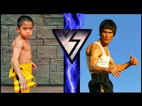 Download Ryusei Imai VS Afghan Bruce Lee | Mini Master Vs. Legendary Reincarnation: Jeet Kune Do Discipline?