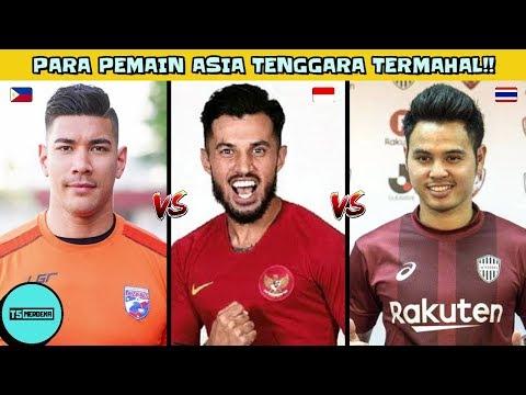 SAINGAN EROPA! Inilah 10 Pemain Sepak Bola Termahal Di Asia Tenggara !!