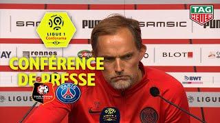 Conférence de presse Stade Rennais FC - Paris Saint-Germain ( 2-1 ) / 2019-20