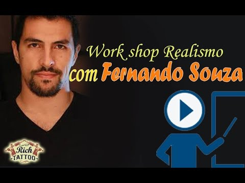 Work Shop tattoo realismo - (FERNANDO SOUZA)