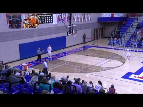 1A Girls Basketball: Tintic vs Piute High School UHSAA 2019 State Tournament Round 1