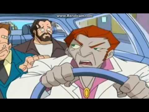 Jackie Chan Adventures - Season 1 Episode 12 The Tiger and the Pussycat