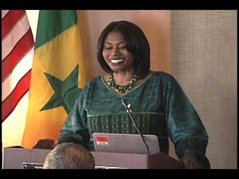 WTCNO - H.E. Fatou Danielle Diagne - Ambassador of Senegal to the United States Senegal
