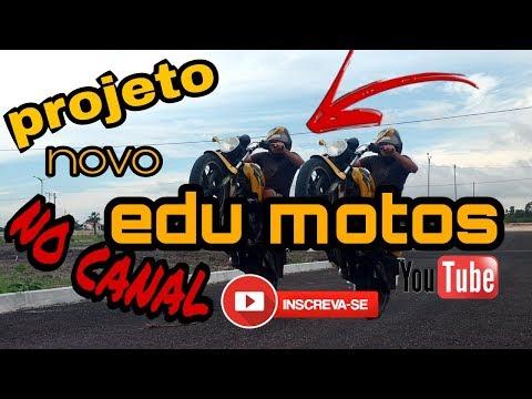 1° vídeo do novo conteúdo do canal EDU MOTOS