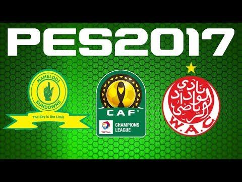 PES 2017 - CAF Champions League - Quarter-final - MAMELODI SUNDOWNS vs WYDAD