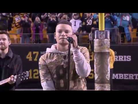 "Kane Brown ""Homesick"" #SaluteToService"