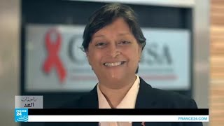 الباحثة قواريشة عبد الكريم: وظيفتي تنتهي بقتل مرض نقص المناعة