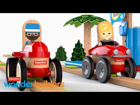 Wonder Makers™ - Race Time Song + More | Cartoons For Kids | Fisher-Price | Learning For Kids