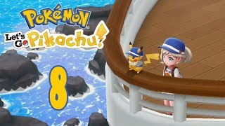 5 EWOLUCJI! [#8] Pokemon: Let's GO Pikachu!