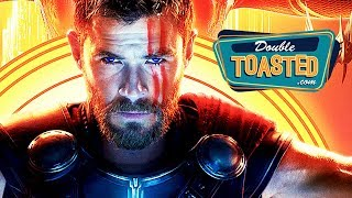 THOR: RAGNAROK MOVIE REVIEW - Double Toasted Review