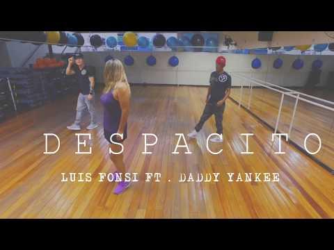 Despacito Zumba Choreography