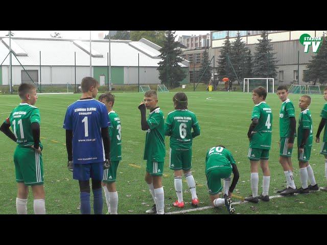 Rocznik 2006: Stadion Sląski Chorzów - FC Będzin