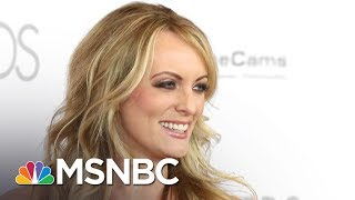 Stormy Daniels' Lawyer Michael Avenatti: President Trump's Lawyers Are Weak | The 11th Hour | MSNBC