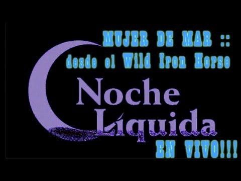 MUJER DE MAR EN EL IRON WILD HORSE DRUMMERS BASE~1