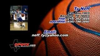 Ty Neff - 2012 Summer AAU Highlights
