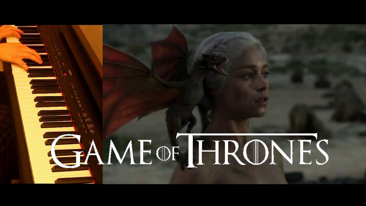 Game of Thrones Theme - Piano - FREE SHEET MUSIC