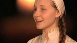 """Wenn das ein deutsches Mädchen singen würde für ihre Heimat.. """"au Backe"""" (russisches Heimatlied)"""