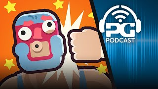 PODCAST EP 529 | Amazon Luna, Rowdy City Wrestling