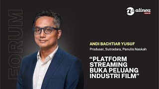 Platform streaming buka peluang industri film indonesia