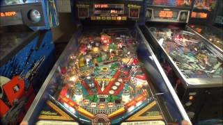 This is an Earthshaker pinball by Williams. It's the 1st time I hav...
