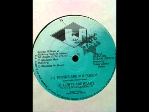 David Ashby & Kevin Morris  Posse's Are You Ready