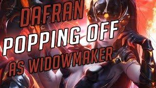 Dafran - Popping off as Widowmaker