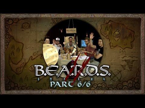 [6/6] Pen & Paper | B.E.A.R.D.S. | Akt 2: Blanker Jorge | Finale auf der Bolger Kutt | 23.10.2015