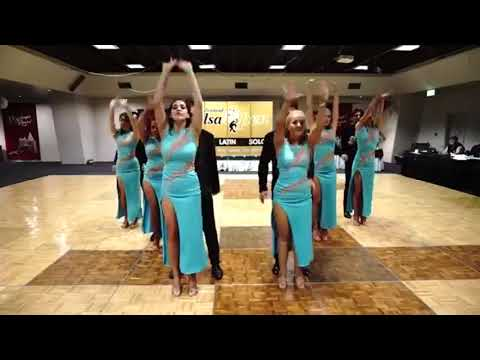 Passion of Expression Bachata Team – Passion of Expression Open Latin Team – NZSO 2017 1280x720 i