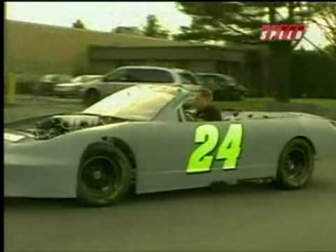 Unique Whips Jeff Gordon's Car