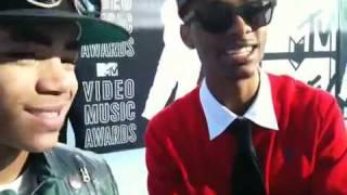 New Boyz do the 2010 MTV VMAs
