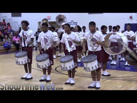 Drumline Battles - 2016 Huntington High BOTB