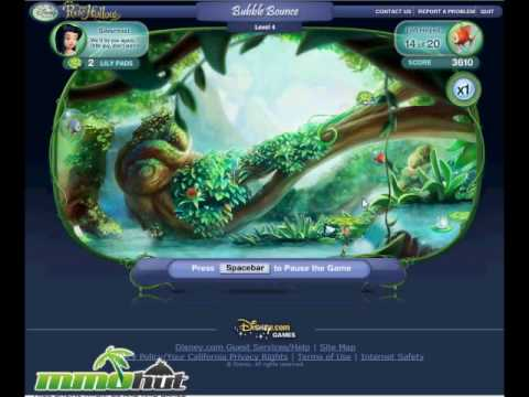 Pixie Hollow Gameplay Trailer - YouTube
