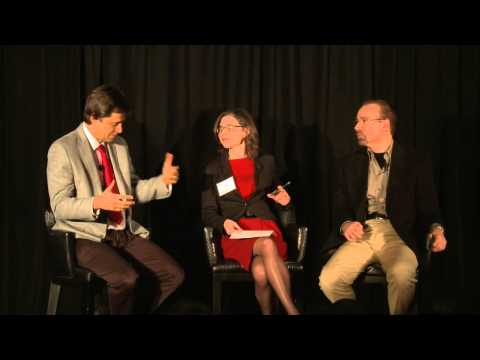 Max Tegmark and David Ferrucci Discuss Artificial Intelligence (Moderated by Eliza Strickland)