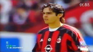Milan vs Roma FULL MATCH (Serie A 2003-2004)